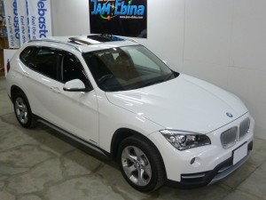 [150620][H300DL]BMW X1 [CBA-VL18]2
