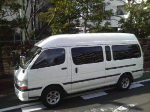 [090110][H300DM]トヨタ ハイエース [TRH122]